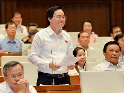 Vụ gian lận thi cử kỳ thi THPT quốc gia 2018: Bộ trưởng Phùng Xuân Nhạ nhận trách nhiệm