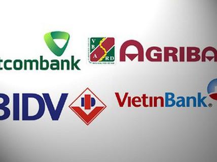 """Ngân hàng Việt cạnh tranh """"ngôi vương"""" 1 triệu tỉ đồng"""