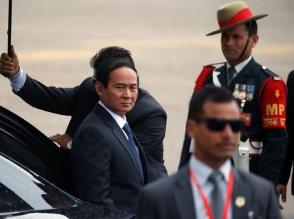 """Myanmar ân xá số lượng tù nhân """"khủng"""""""
