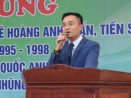 """""""Nhà báo quốc tế"""" Lê Hoàng Anh Tuấn bị Hội Luật gia Việt Nam đình chỉ chức vụ"""