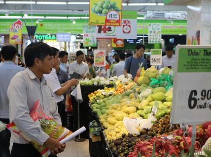 Trâu gác bếp Yên Bái, thịt chua Phú Thọ đắt hàng ở siêu thị