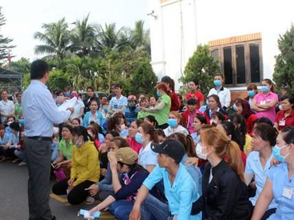 Công ty TNHH Samil Vina: Đáp ứng yêu cầu của người lao động