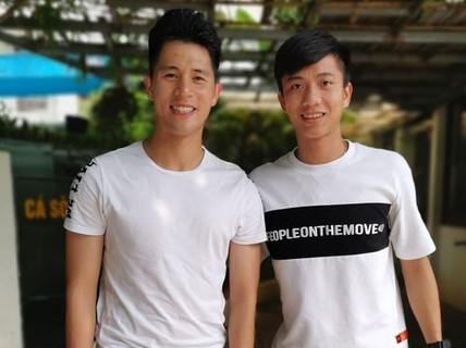 HLV Park Hang-seo theo sát chấn thương của Phan Văn Đức