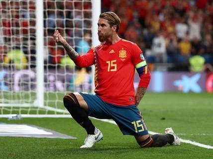 Ronaldo không được mời dự ngày vui trọng đại của Ramos
