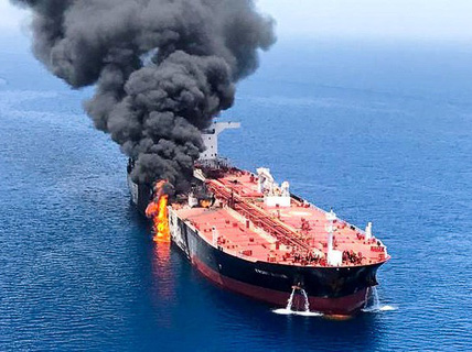 Khó lường căng thẳng Mỹ-Iran