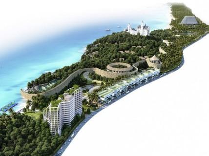 """Sắp có 2 """"siêu"""" dự án du lịch gần 1.500 tỉ đồng ở Quảng Ngãi"""