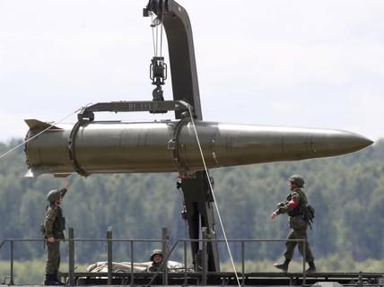 Mỹ - Nga tranh cãi về thử hạt nhân