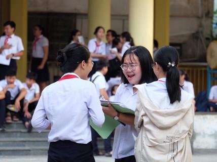 Đà Nẵng công bố điểm chuẩn lớp 10