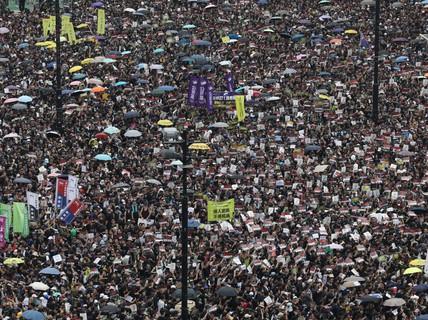 Hồng Kông: Đặc khu trưởng xin lỗi dân khi biểu tình tiếp diễn