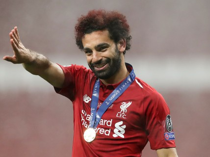 Salah lên kế hoạch rời khỏi Liverpool