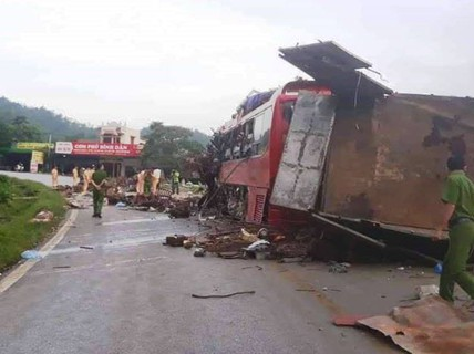 Danh tính 41 người thương vong trong vụ tai nạn giao thông kinh hoàng ở Hòa Bình