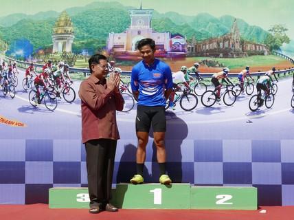 Cuộc đua xe đạp kết nối các thủ đô Đông Dương