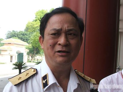 Đô đốc Nguyễn Văn Hiến bị Bộ Chính trị cách các chức vụ Đảng nhiệm kỳ 2005-2010