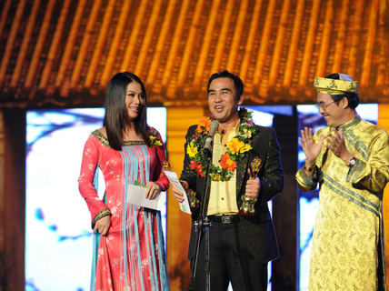 Giải Mai Vàng 25 năm: Nhớ Huỳnh Phúc Điền