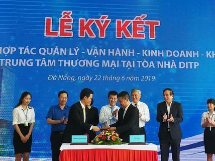 Đà Nẵng: Khánh thành tòa nhà cao nhất quận Liên Chiểu