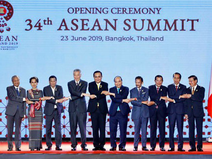Chung tay xây dựng ASEAN vững mạnh