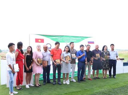 """Sôi nổi Giải Golf hữu nghị """"Việt Nam và những người bạn 2019"""""""