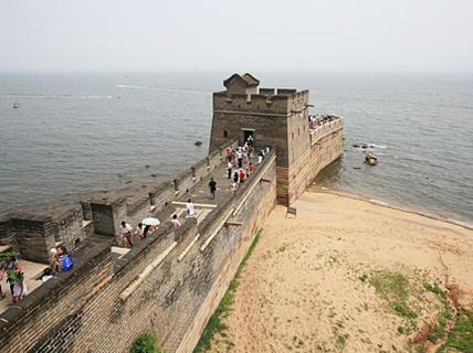 Lão Long Đầu - nơi Vạn Lý Trường Thành vươn ra biển