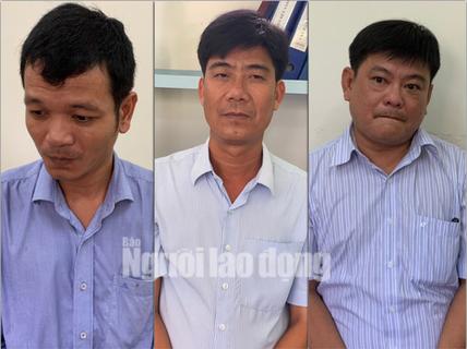 Trục lợi chính sách, nhiều cựu lãnh đạo Phòng TN-MT TP Trà Vinh bị khởi tố