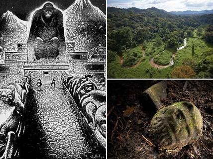 """Nhiều loài tuyệt chủng sống dậy ở """"Thành phố của Thần Khỉ"""""""
