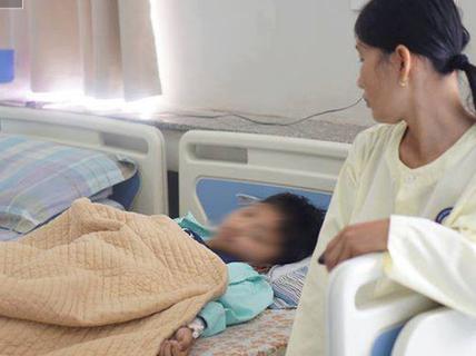Bé trai 9 tuổi đã mắc bệnh đái tháo đường tuýp 2