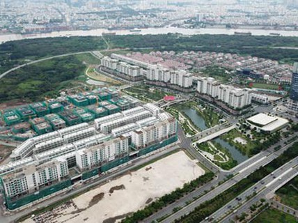 Thanh tra Chính phủ: Xác định giá đất chênh lệch hàng ngàn tỉ đồng tại Khu đô thị mới Thủ Thiêm
