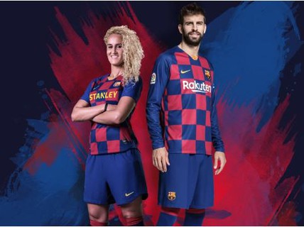 Fan hâm mộ thất vọng với trang phục mới của Barcelona