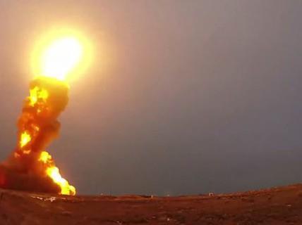"""Nga thử tên lửa đánh chặn """"nhanh nhất thế giới"""""""
