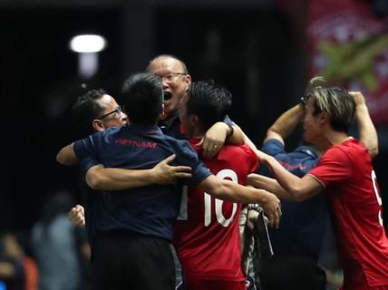 Thái Lan thua Việt Nam phút cuối