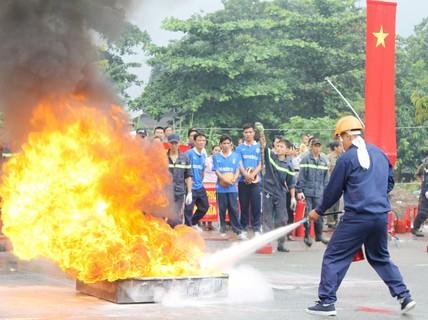 HÀ NỘI: Tập huấn nâng cao ý thức phòng cháy chữa cháy