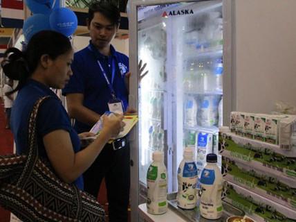 Ngành sữa có thêm thị trường 1,4 tỉ dân