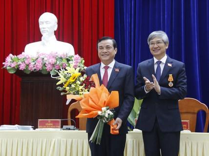 Ông Phan Việt Cường kiêm nhiệm thêm chức Chủ tịch HĐND tỉnh Quảng Nam
