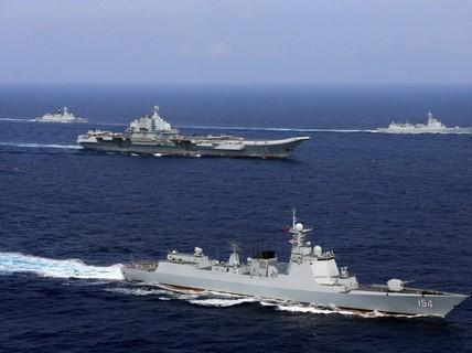 Pháo Trung Quốc đưa ra biển Đông, 3 tháng đã hỏng vì rỉ sét