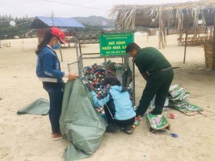 Ngôi nhà xanh giúp học sinh đến trường