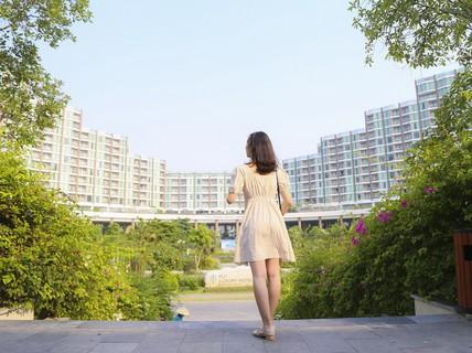 Những góc check-in siêu lãng mạn ở FLC Sầm Sơn