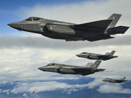 Trả đũa thương vụ S-400, Mỹ cấm bán F-35 cho Thổ Nhĩ Kỳ