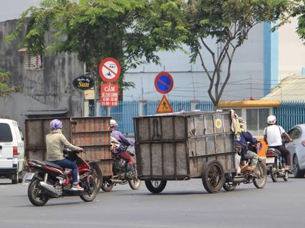 Chuyện chiếc xe chở rác