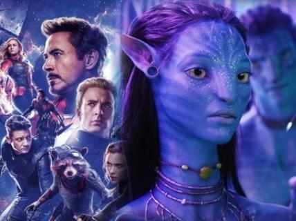 """""""Avengers: Endgame"""" sẽ vượt qua """"Avatar"""" giành ngôi vương phòng vé"""