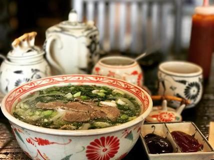 5 quán phở Việt nổi tiếng xứ kim chi khiến dân Hàn mê mẩn