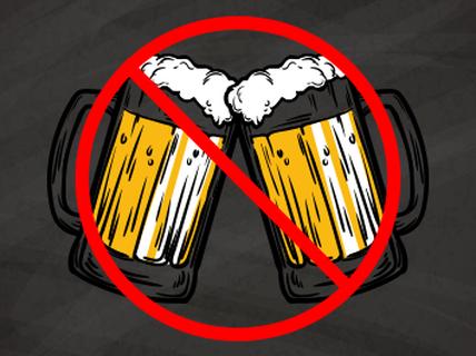 [infographic] - Những điều cấm trong Luật Phòng chống tác hại rượu, bia