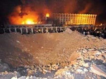 AlQaeda là thủ phạm tấn công khách sạn Marriott