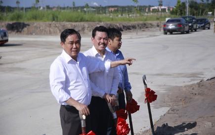 """Ông Dũng """"lò vôi"""" xây trung tâm để lương y Võ Hoàng Yên chữa bệnh miễn phí"""