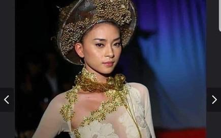 Ngô Thanh Vân chê Kacey nhưng từng mặc áo dài phản cảm?