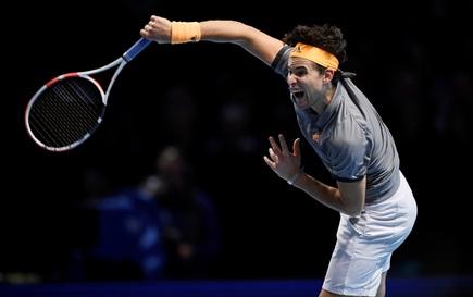 Điều thú vị ở tay vợt vừa đánh bại cả Federer lẫn Djokovic