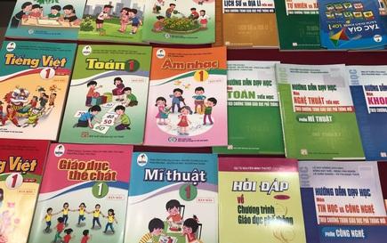 Bộ GD-ĐT công bố 6 sách giáo khoa tiếng Anh lớp 1