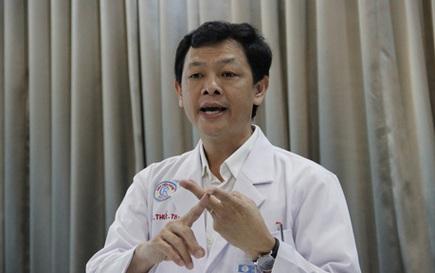 Giám đốc Bệnh viện Chợ Rẫy: Chúng tôi đã chuẩn bị đối phó virus từ Vũ Hán