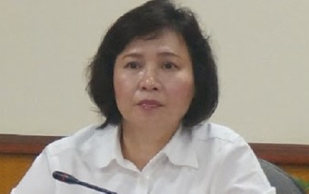 Bà Hồ Thị Kim Thoa bị Ban Bí thư khai trừ khỏi Đảng