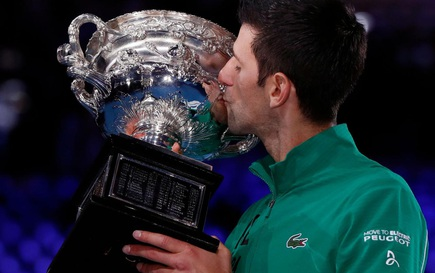 Djokovic nói gì khi giành Grand Slam thứ 17 trong sự nghiệp?