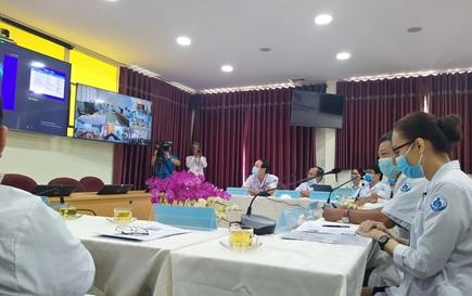 Cận cảnh hệ thống hỗ trợ khẩn cấp từ BV Nhi Đồng 1 kết nối 25 tỉnh, thành