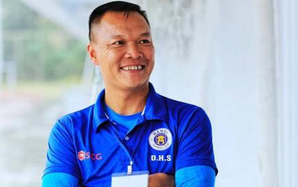 """HLV Dương Hồng Sơn ngồi """"ghế nóng"""" CLB Quảng Nam"""